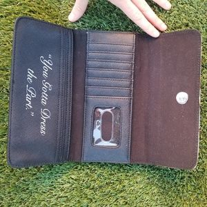 Disney Cruella DeVille Wallet Designer Collection